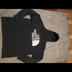 The north face men's XL hoodie